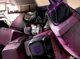 TF - Decepticon bada-s by Shinjuchan
