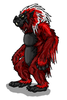 Primal Rage-Chaos by Scatha-the-Worm