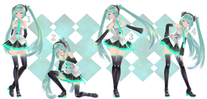 Pose Pack 2 DL by gcgcfgc