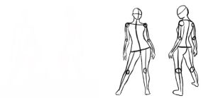Character Design: Gesture Drawing by Ninoia