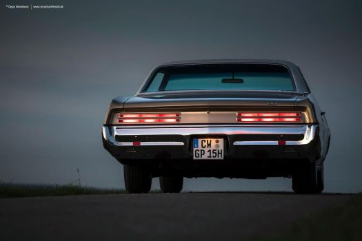 1967 Pontiac Grand Prix - Shot 13 by AmericanMuscle
