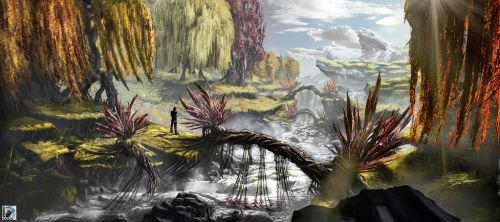 Grimm Odds - River Valley by FranzowaR
