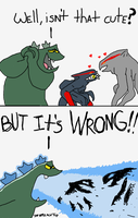Godzilla 2014 by Zap-Apple-Acid-Trip
