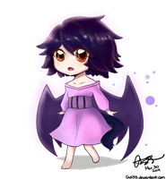 Commission: Chibi - Kirby144 by ca55i3