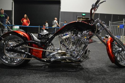 Sydney Motorcycle Show 2017 by WolfBlitz2