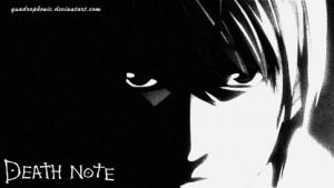 Raito Light Yagami by quadrophonic