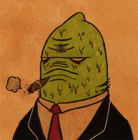 That's Mr. Creature by sketchxj