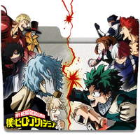Boku no Hero Academia 3rd Season v1 by EDSln