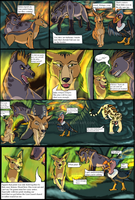 Comic Page 2 for DevinitialTLK's contest by DrWolfsea