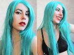 Almost Lady Gaga Cosplay by MigraineSky