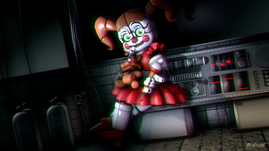 [SFM/Sister Location] Baby. by NikzonKrauser