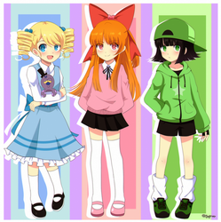 PPG by YugiNep