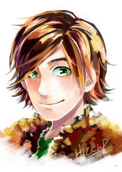HICCUP by shiron2611