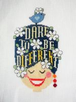 Dare to Be Different by ABrickman