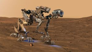 AMEE on the Red Planet by darth-biomech