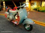 This Old Vespa by Swanee3
