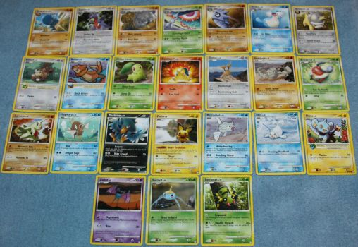 Pokemon Cards- 4Sale $.75Each - P6- NeedNewHomes by Lovely-DreamCatcher