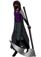 Shadow Reaper  by Pinkwolfly