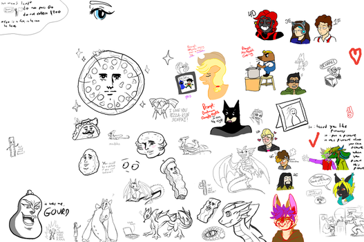 1-20-2018 by AUGdrawpile