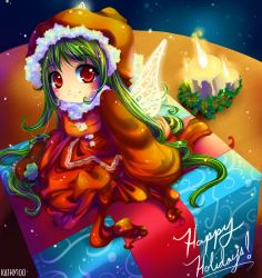 Merry Christmas Fairy by kathy100