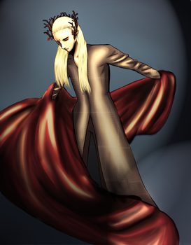 King Thranduil by Sally78