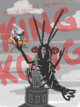King Kong Shrimp by Hither-Thither