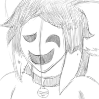 Marionette Sketch by WithoutCommonSense