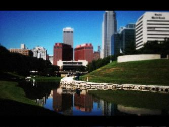 The City of Omaha by QueerKatze