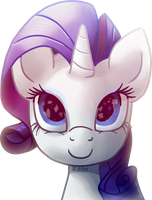 Hello Rarity by Zoiby