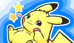 Pikachu by randomouscrap