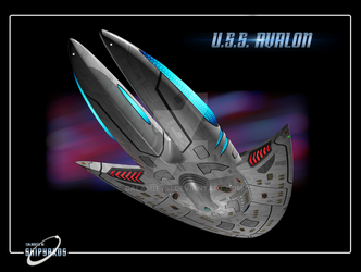 U.S.S. Avalon #5 by calamitySi