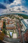 Berlin Top View by Stegie
