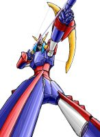 Super Robot Raideen by VOLTES