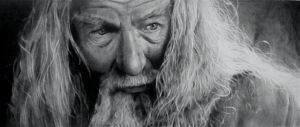 Gandalf the Grey by KateTortland