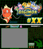 Digimon World - Youtube Layout [ONGOING!] by Cachomon
