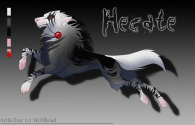 Hecate fast reff by WolfRoad