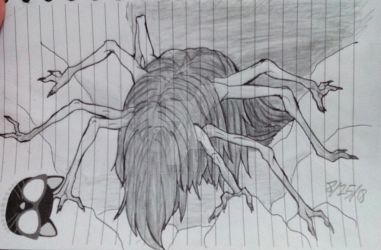 The Spiderlings by TensaiProductionz