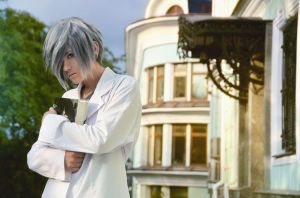 Kingdom Hearts: Birth By Sleep Ienzo Cosplay by Roxas1832