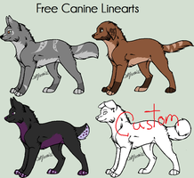 Canine Adoptables (OPEN) by WafflesAndTea