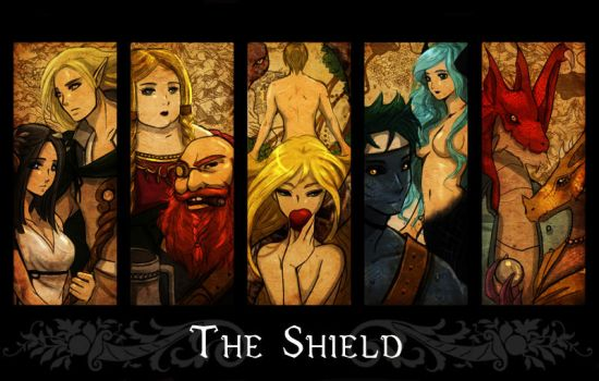 The Shield by Esther-Shen