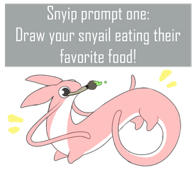 Snyip prompt #1 (snyip event: OPEN) by Queijac