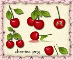 Cherries by roula33