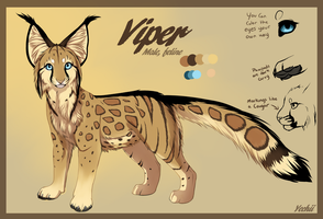 Viper-refrence by Yechii