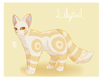 Lilytail by Zeriphi