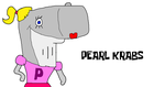 Pearl Krabs from SpongeBob SquarePants by MikeJEddyNSGamer89
