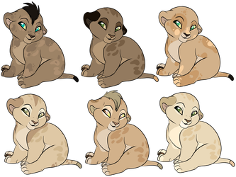 Breedable Results for Karksy by Kreoko-Adopts