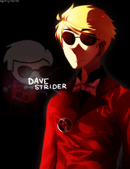Dave Strider by digitallyImpaired