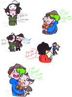 4 Dorks and a... #3 by GalaxyGal-11
