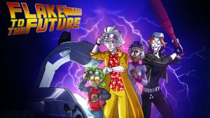Flake to the Future by falingard