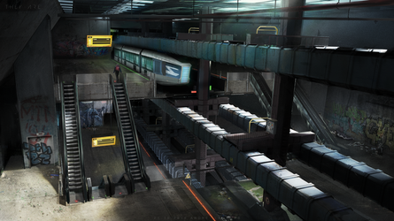 Station by AndreLammers
